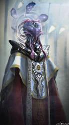 The High Priest JellyHead by crackfiji42