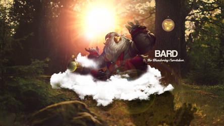 Bard, The Wandering Caretaker! by Brumskyy