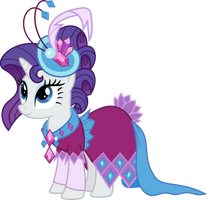 Rarity in Gala dress by Magister39