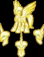 FOE - New Goddess Full Armor by Magister39