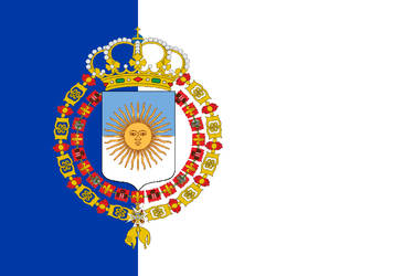 Silver Principality of Argentina by DementorFlagChamber