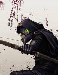 Plague Hunter by EranFowler