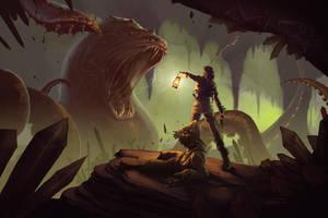Elder Guardian by EranFowler