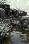Water Feature by EranFowler