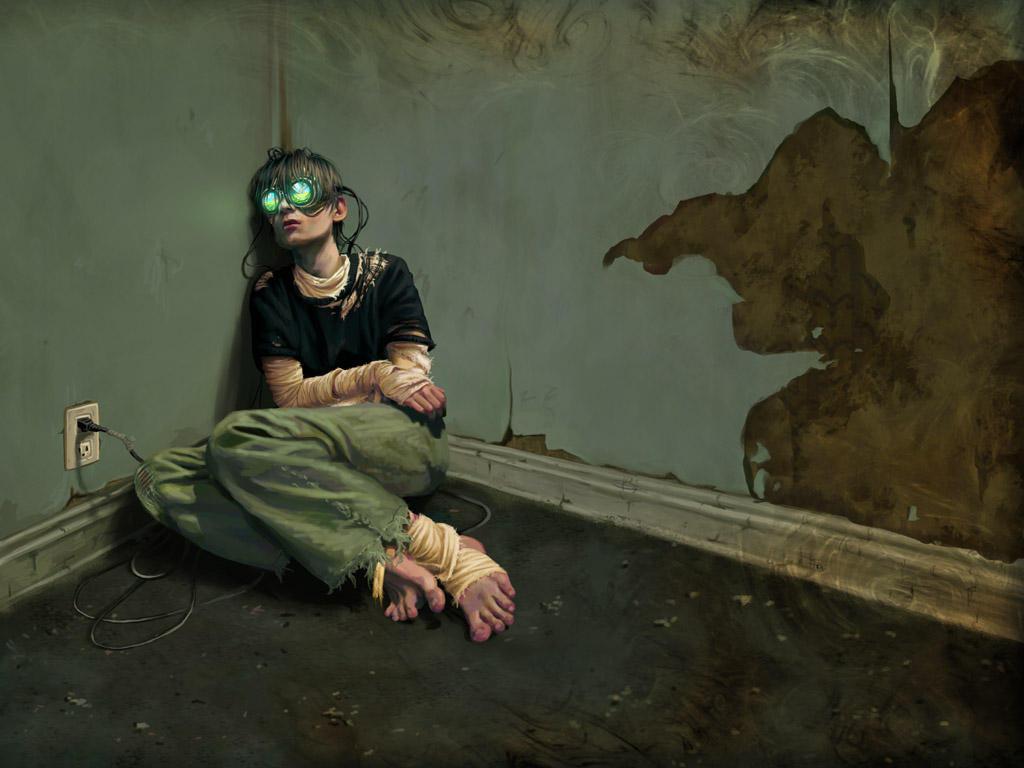 Reality 1024x768 by EranFowler