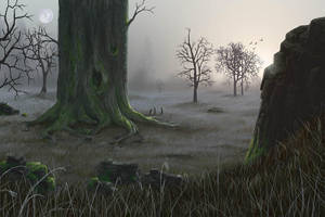 Yggdrasil by EranFowler