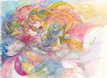 Einherjar by Mitsuki-Chizu