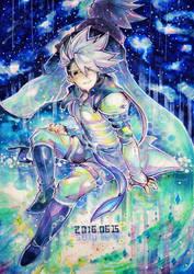 Starry Knight,Light by Mitsuki-Chizu