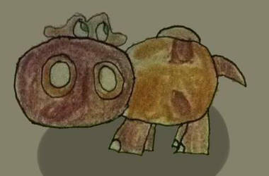 Cleome the Hippopotas Reference by Colonel-Sandman