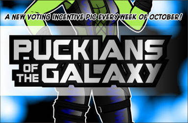 Puck Oct 2014 Voting Incentive Teaser by ElectricGecko