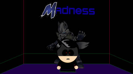 Dial M for Madness (Cover Page) by LittleDeez-SP
