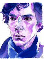 Sherlock by Shingel