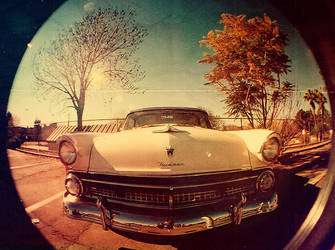 Old Car by hell0z0mbie