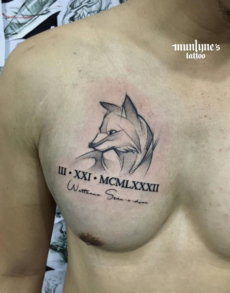 Fox 01 by munlyne