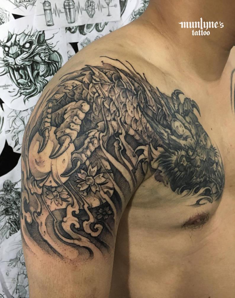 Dragon by munlyne