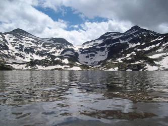 Bulgaria, Popovo Lake by Dadoo0