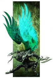 Angel of Death by LyntonLevengood