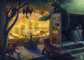 Gold Rush by LyntonLevengood