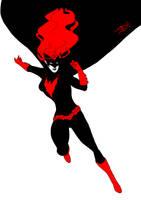 Batwoman Sketch by JoeMDavis