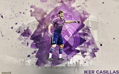 466. Iker Casillas by RGB7