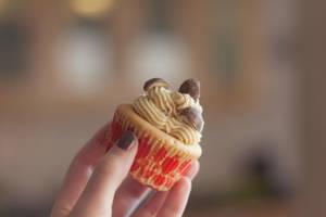 yumm cupcake. by by-sannee