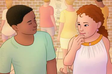 Chapter 10 Adam and Tara Flirt by MissLunaRose