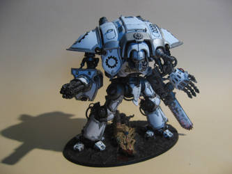 Imperial Knight Ironclad by Vorbote