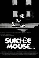 SuicideMouse.avi Creepypasta Movie Poster [FM] by TheDarkRinnegan