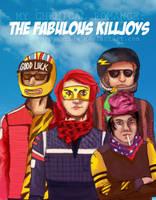 THE FABULOUS KILLJOYS by Javicorpsebride