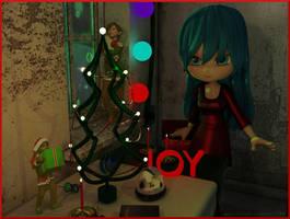 Joy to the world by Miarath