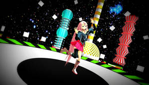 MMD - Galaxias! Camera+Motion+IA Model Download by BlackRoseBunny