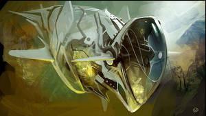 Sci fi - fantasy medlay by vyle-art