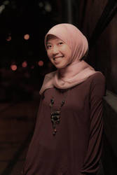 Bandung Girl by oscarsitompul
