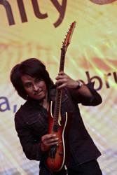 Guitarist by oscarsitompul
