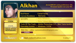 alkhan's Profile Picture
