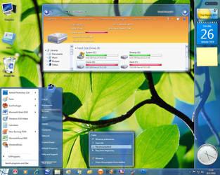 Aero Plex for Windows 7 by alkhan