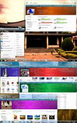Lonhorn Air for Windows 7 by alkhan