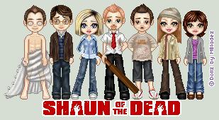 Shaun of the Dead by mrsbladez