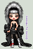 80's Rocker Doll 5 by mrsbladez