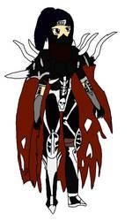 Reckoning Shadows Book 2 OC: Morana by DarkGlacialKnight