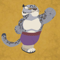 KFP: Tai Lung by tribute27