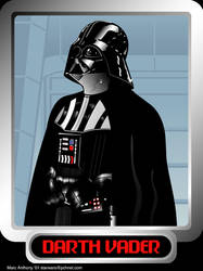 Darth Vader 2001 by Punisherfan