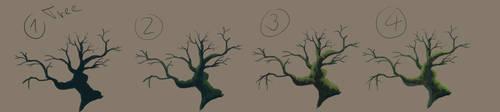 Branch practise by AceKipp