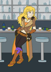 Yang by aplaceforthebirds