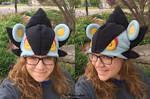 Luxray Hat by Kai45