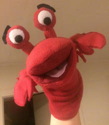 Crab Puppet!! by Kai45