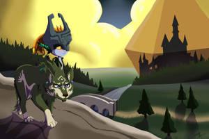 Twilight Princess by Simatra
