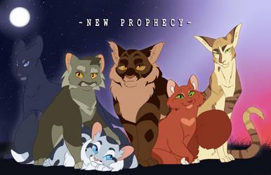 The New Prophecy (Simmy Speaks) by Simatra