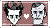 [006] Wilson x Maxwell stamp by rukia-stamps