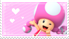 [035] Toadette Stamp by rukia-stamps